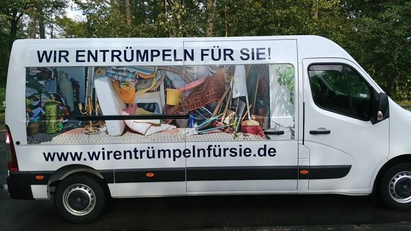 Entrümpelung Kosten Rechner Berlin Potsdam
